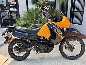 2018 Kawasaki KLR650 for sale 200600999
