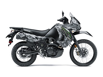2018 Kawasaki KLR650 for sale 200510439