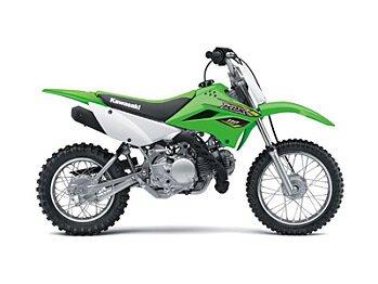2018 Kawasaki KLX110 for sale 200477375