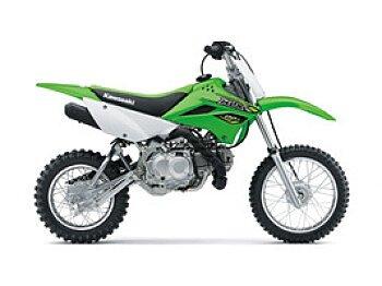 2018 Kawasaki KLX110 for sale 200496427