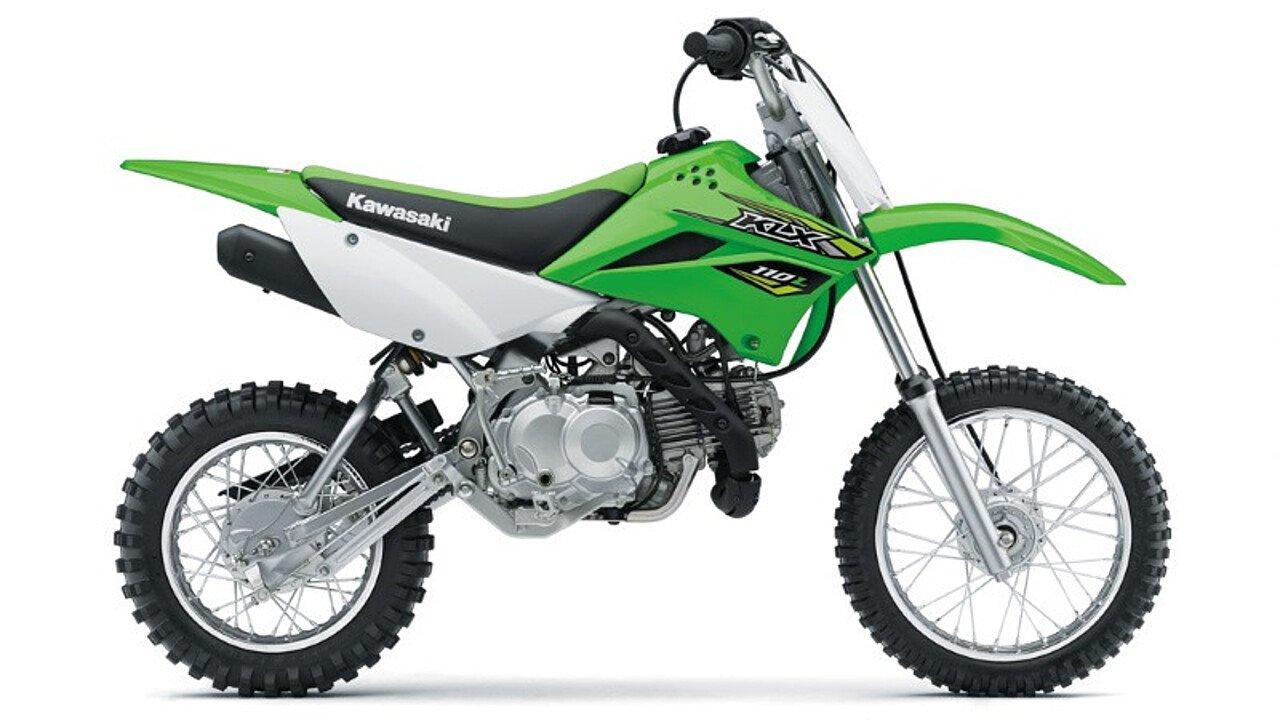2018 Kawasaki KLX110 for sale 200547057