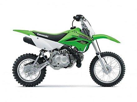 2018 Kawasaki KLX110 for sale 200518236