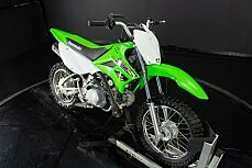 2018 Kawasaki KLX110 for sale 200589667