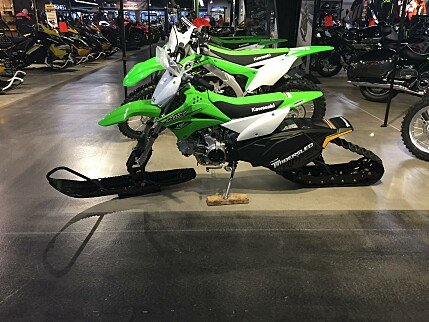 2018 Kawasaki KLX110 for sale 200600359
