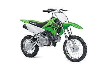 2018 Kawasaki KLX110L for sale 200496270