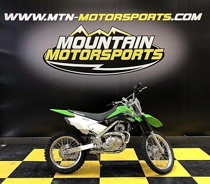 2018 Kawasaki KLX140 for sale 200537044