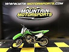2018 Kawasaki KLX140G for sale 200537053