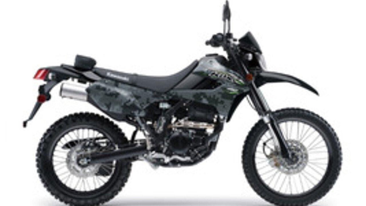 2018 Kawasaki KLX250 for sale 200508174
