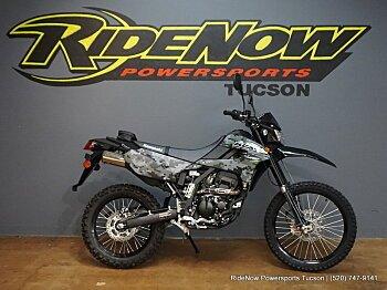 2018 Kawasaki KLX250 for sale 200565283