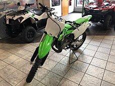 2018 Kawasaki KX100 for sale 200484829