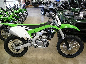 2018 Kawasaki KX250F for sale 200476173