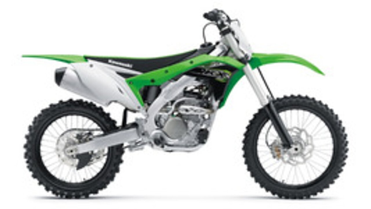 2018 Kawasaki KX250F for sale 200486284