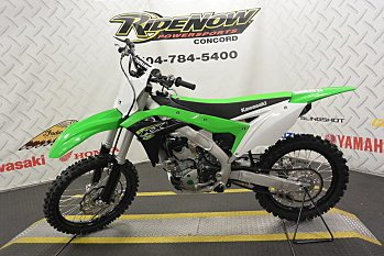 2018 Kawasaki KX250F for sale 200487003
