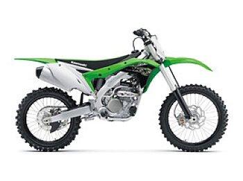 2018 Kawasaki KX250F for sale 200508747