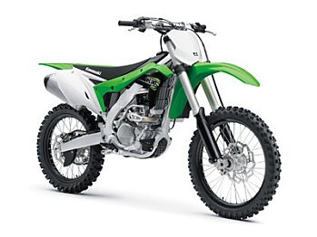 2018 Kawasaki KX250F for sale 200508927