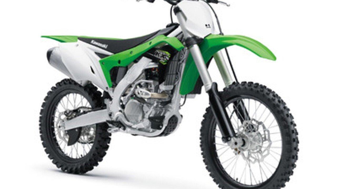 2018 Kawasaki KX250F for sale 200508927