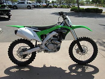 2018 Kawasaki KX250F for sale 200514152