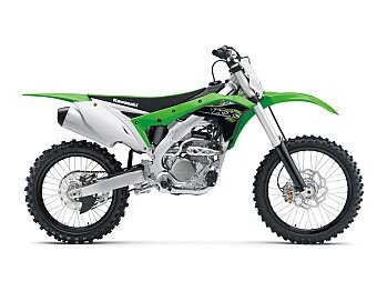 2018 Kawasaki KX250F for sale 200520561