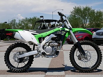 2018 Kawasaki KX250F for sale 200522410