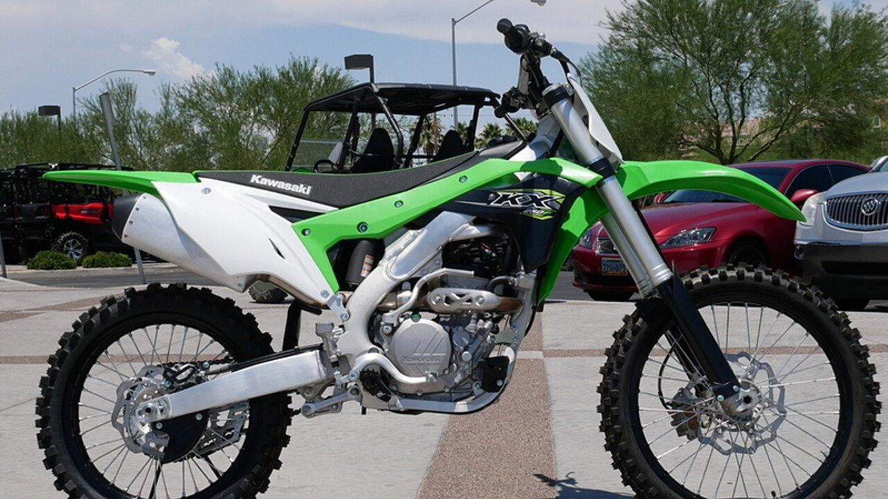 2018 Kawasaki KX250F for sale 200522434
