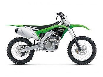 2018 Kawasaki KX250F for sale 200523166