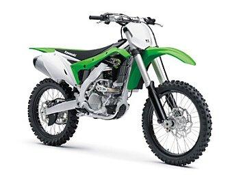 2018 Kawasaki KX250F for sale 200539698