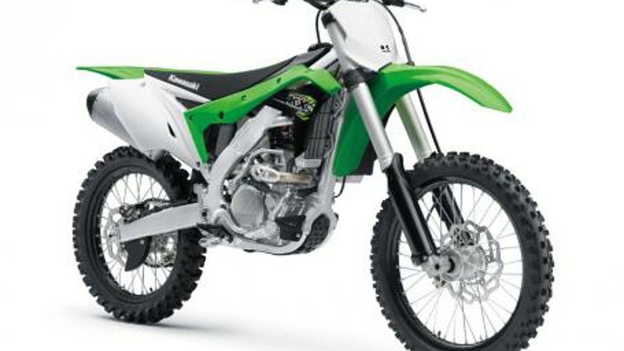 2018 Kawasaki KX250F for sale 200595209