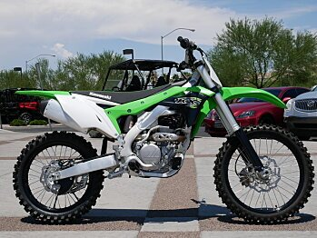2018 Kawasaki KX250F for sale 200609832