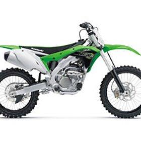 2018 Kawasaki KX250F for sale 200509554