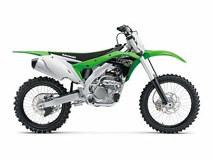 2018 Kawasaki KX250F for sale 200518429