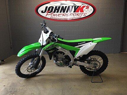 2018 Kawasaki KX250F for sale 200600175