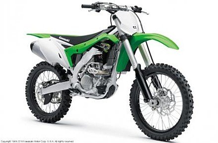2018 Kawasaki KX250F for sale 200626457