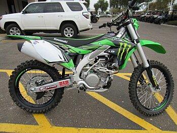 2018 Kawasaki KX450F for sale 200475749