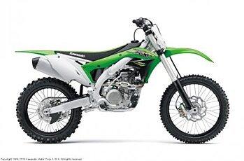 2018 Kawasaki KX450F for sale 200516538