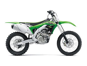 2018 Kawasaki KX450F for sale 200547054