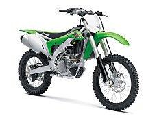 2018 Kawasaki KX450F for sale 200482614