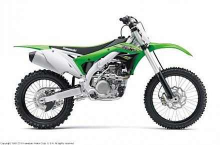 2018 Kawasaki KX450F for sale 200506239
