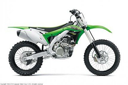 2018 Kawasaki KX450F for sale 200516538