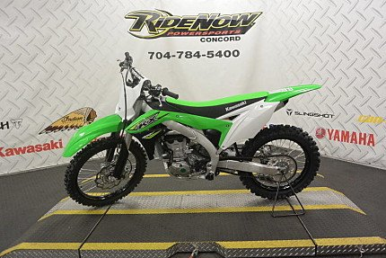 2018 Kawasaki KX450F for sale 200522543