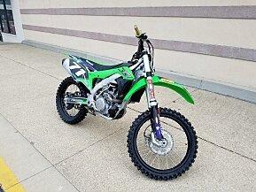 2018 Kawasaki KX450F for sale 200623263
