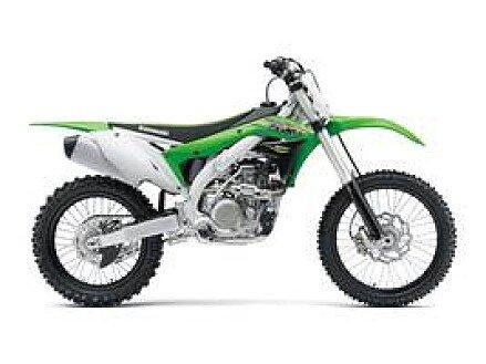 2018 Kawasaki KX450F for sale 200650215