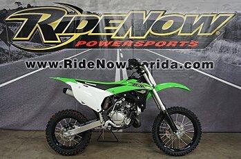 2018 Kawasaki KX85 for sale 200570517