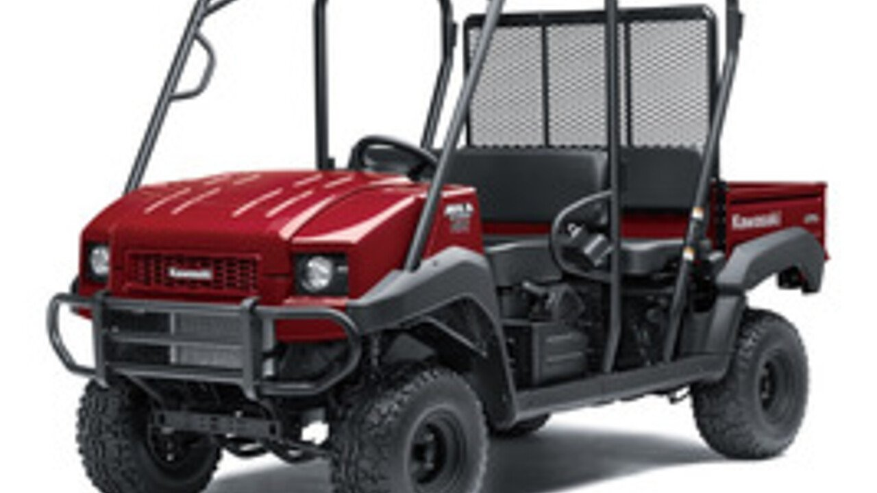2018 Kawasaki Mule 4000 for sale 200527690