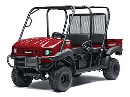 2018 Kawasaki Mule 4000 for sale 200610033