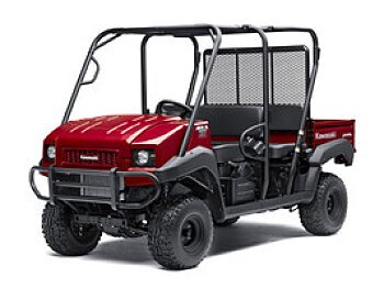 2018 Kawasaki Mule 4010 for sale 200487625