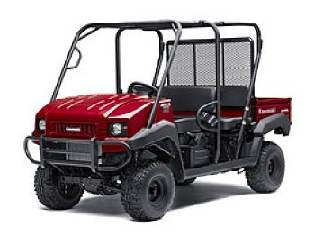 2018 Kawasaki Mule 4010 for sale 200491442