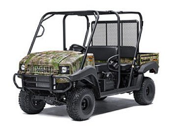 2018 Kawasaki Mule 4010 for sale 200539944