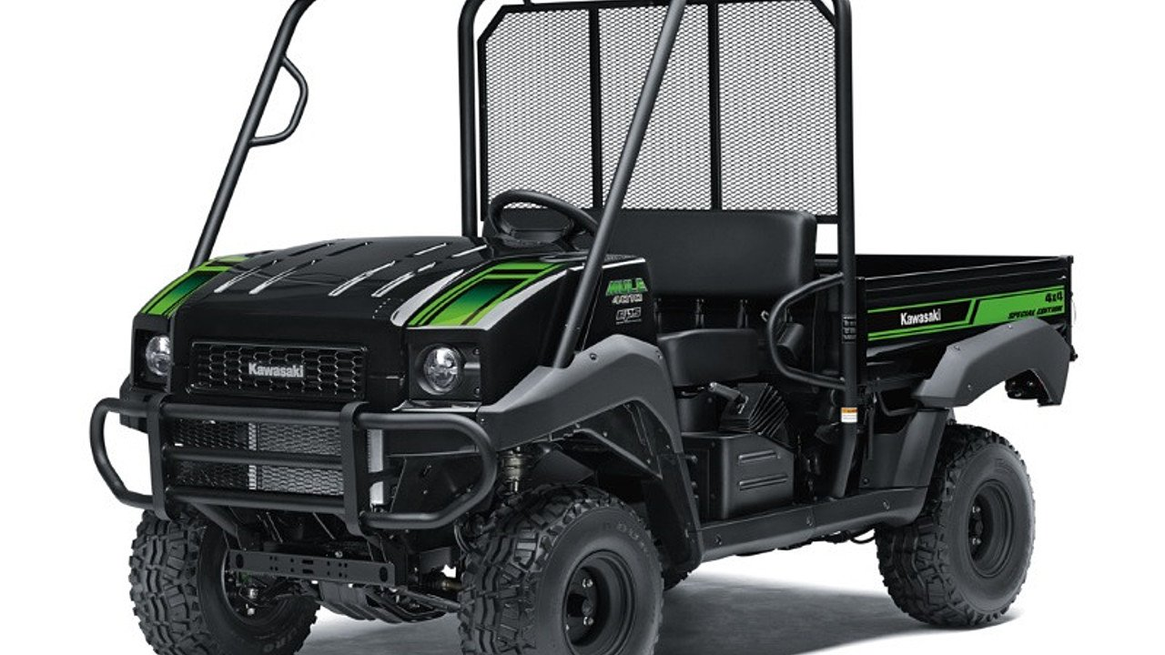 2018 Kawasaki Mule 4010 for sale 200547068