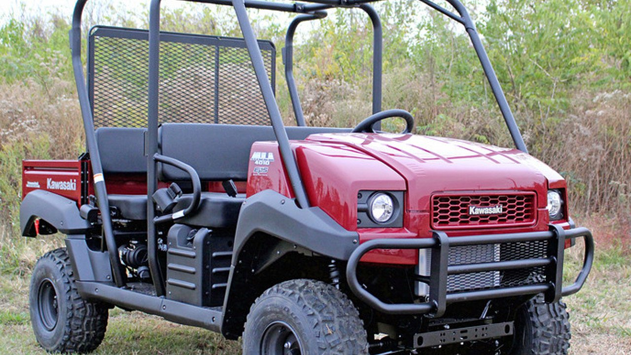 2018 Kawasaki Mule 4010 for sale 200569333