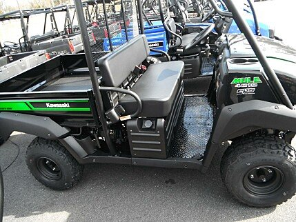 2018 Kawasaki Mule 4010 for sale 200543885